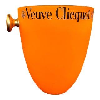 Late 20th Century Veuve Clicquot Specimen Champagne Bucket For Sale