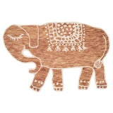 """Image of Justina Blakeney X Loloi Rugs Fante Rug, Terracotta - 3'6""""x5'6"""" For Sale"""