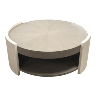 Caracole Modern Grace Tranquil Cocktail Table For Sale