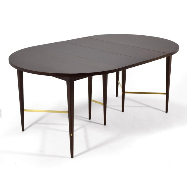 Calvin Furniture Paul McCobb Extension Dining Table by Calvin For Sale - Image 4 of 11