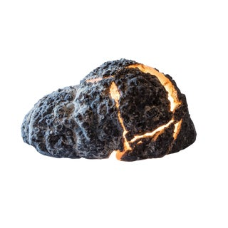 """Lava Rock"" Lamp For Sale"