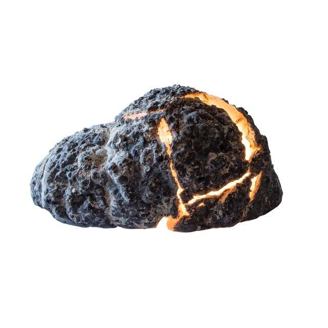 """Lava Rock"" Lamp For Sale"