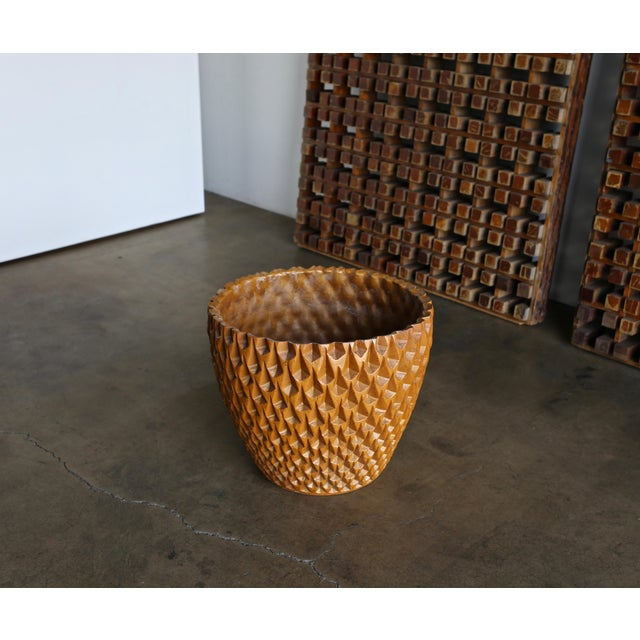 Contemporary Phoenix Planter by David Cressey for Architectural Pottery Circa 1963 For Sale - Image 3 of 13