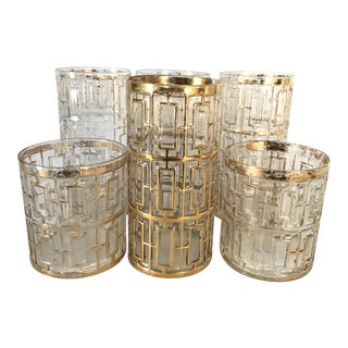 Collection of Imperial Glasses- Set of 6