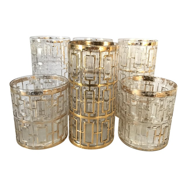 Collection of Imperial Glasses- Set of 6 For Sale