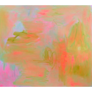 """""""Everglades"""" by Trixie Pitts Abstract Expressionist Oil Painting For Sale"""