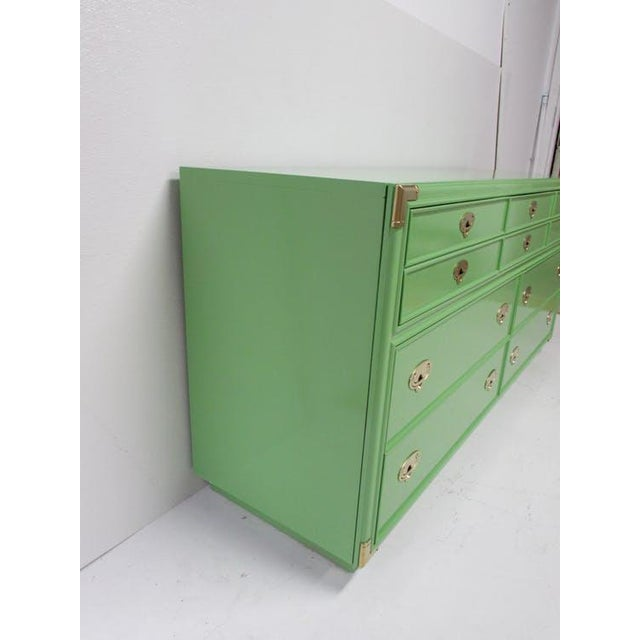 Lexington Campaign Chest of Drawers - Image 5 of 8