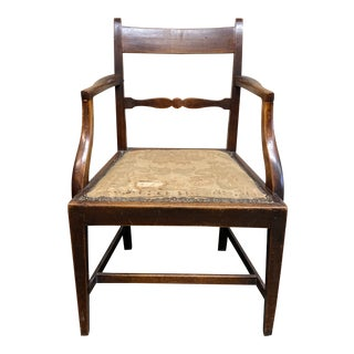 Early 20th Century French County Arm Chair For Sale