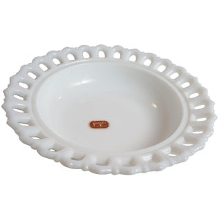 Fostoria Lace Edge Bowl