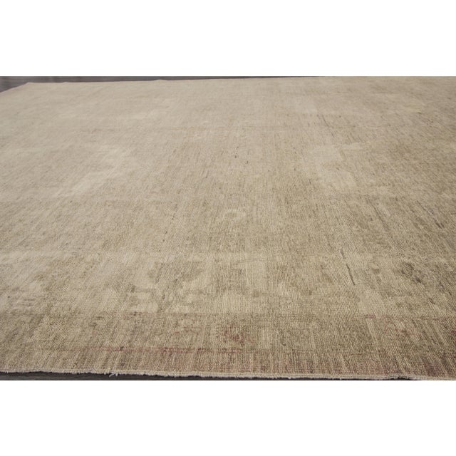 """Apadana New Indian Rug - 8' x 10'8"""" For Sale In New York - Image 6 of 7"""
