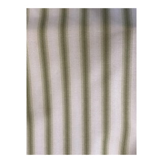 Citron Ombre Ticking Fabric - 8 Yards