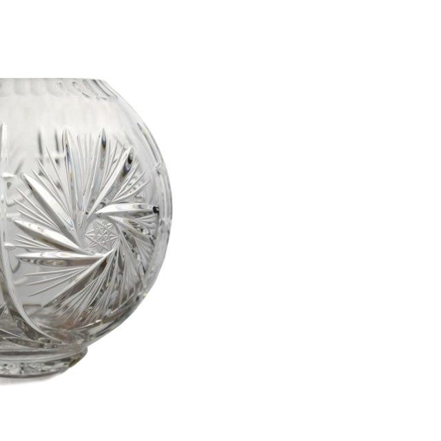 Vintage Kusak Berlin Rose Bowl Vase For Sale - Image 4 of 5