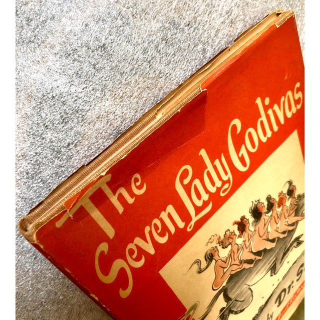 Dr. Seuss Book the Seven Lady Godivas, 1st Ed. 1939 For Sale - Image 11 of 13