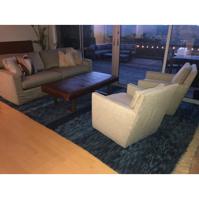 My husband and I are selling our custom-made Moroccan Beni Ourain rug that we ordered less than a year ago. It turns out...