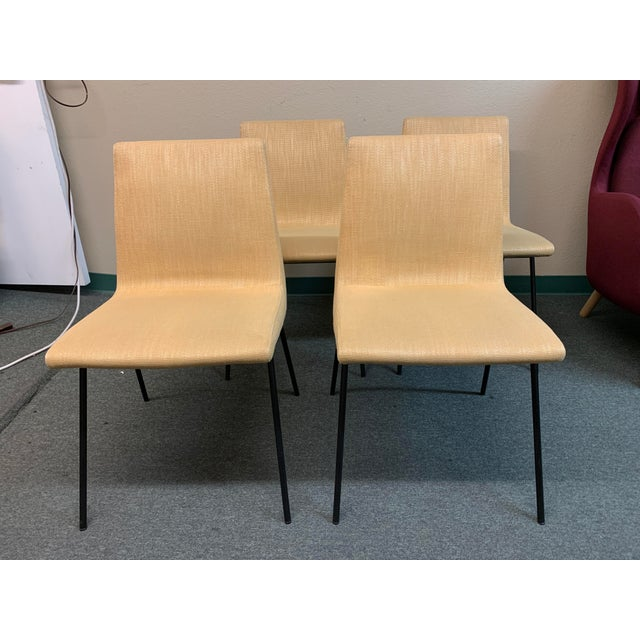 Ligne Roset Tv Meubel.Ligne Roset Pierre Paulin Tv Chairs Set Of 4 Chairish