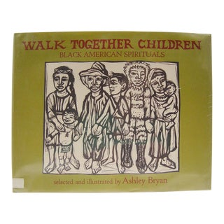 Walk Together Children, Spirituals Book For Sale