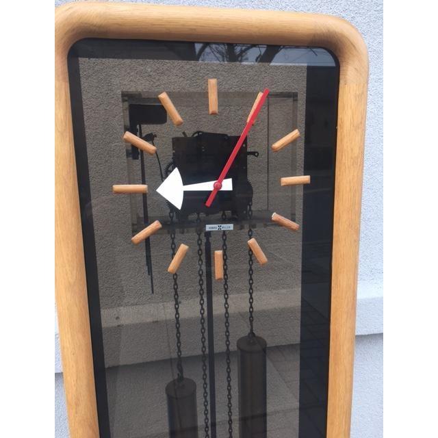Howard Miller Howard Miller Modern Grandfather Clock For Sale - Image 4 of 7