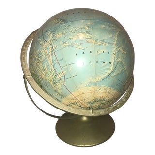 1960s Mid Century Modern Double Axis Globe For Sale