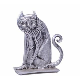 Don Drumm Cast Aluminum Cat