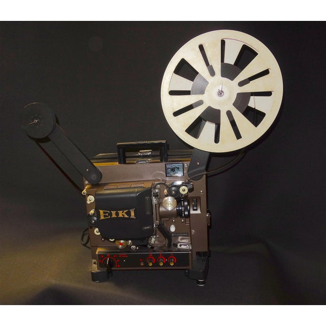 Circa Mid 20th Century 16mm Sound on Film Movie Projector for Decorative Display For Sale - Image 12 of 13