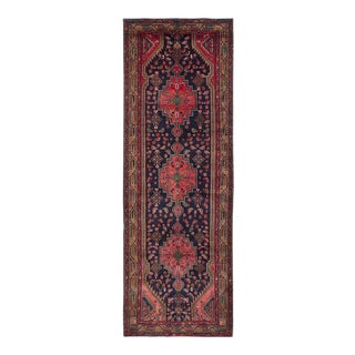 "KOLIAI Vintage Persian Rug, 3'8"" x 11'0"" feet"