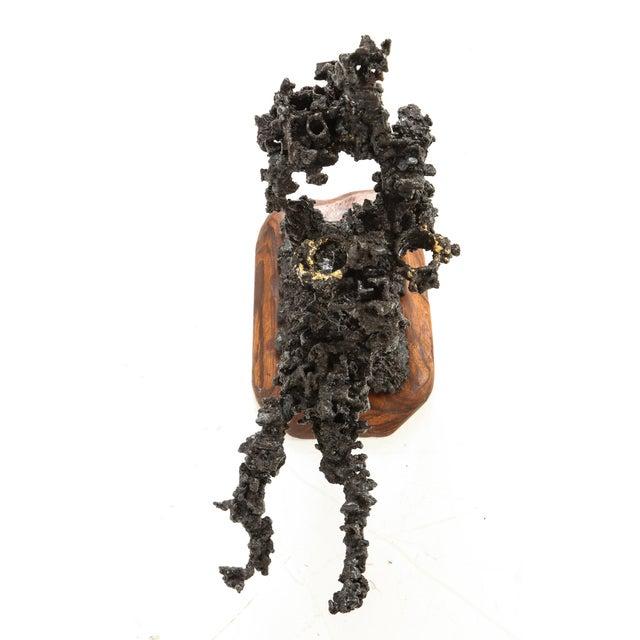 "James Bearden ""Sprawl #4"" Brutalist Sculpture For Sale In New York - Image 6 of 11"
