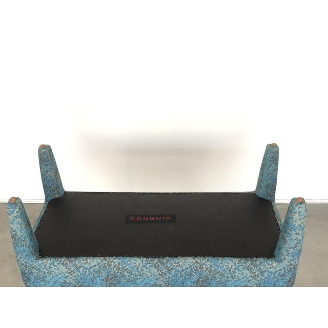 Mid-Century Donghia Bench For Sale - Image 12 of 13
