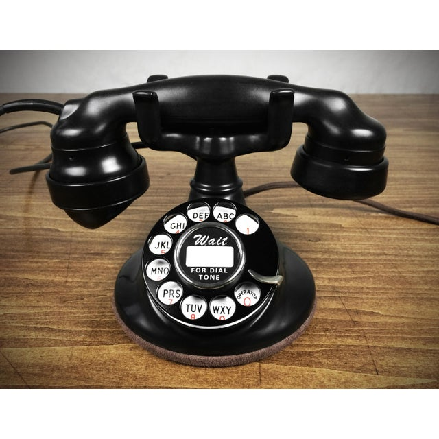 1920s Western Electric Model 102 Refurbished Working Telephone - Image 2 of 4