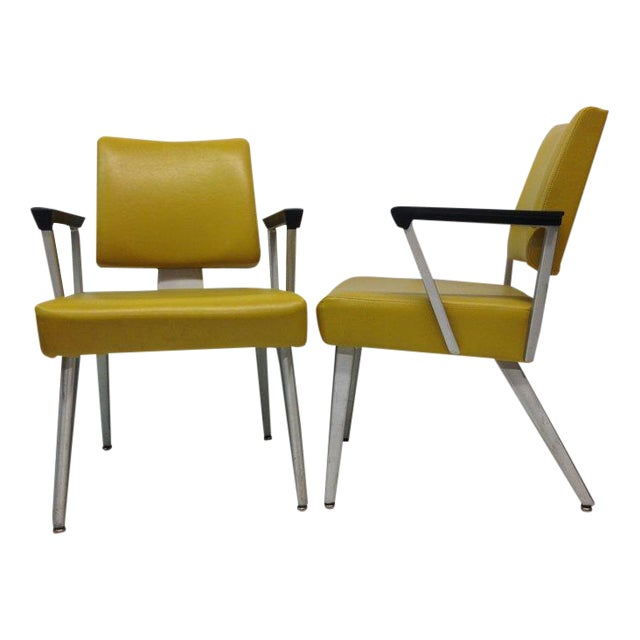 Pair of Vintage Retro Good Form Chairs - Image 1 of 6