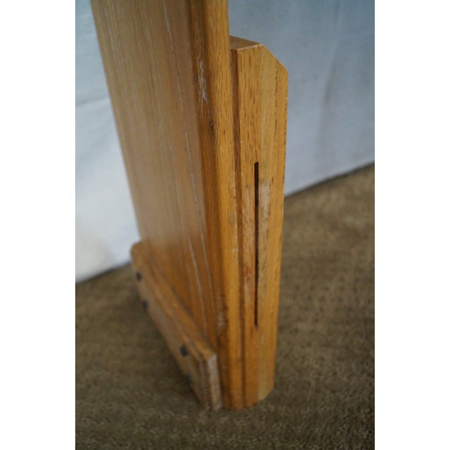 Brandt Ranch Oak Bookcase for Twin Size Headboard - Image 9 of 9