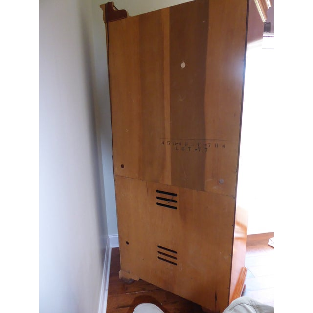 Mt. Airy Display Armoire Cabinet - Image 8 of 11