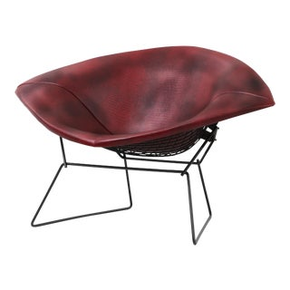 Bertoia Rocking Diamond Chair For Sale
