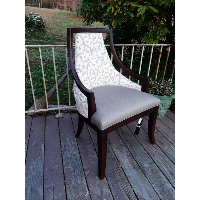 Fairfield Caldwell Occasional Chair For Sale - Image 11 of 13