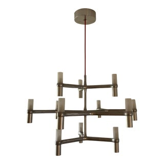 Contemporary Crown Minor Chandelier For Sale