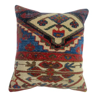 Mid 20th Century Rug Pillow For Sale