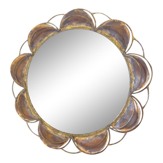 Curtis Jere Mirror For Sale