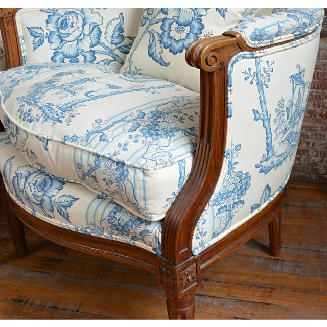 Late 18th Century French Provincial Duchesse Brisée For Sale - Image 10 of 11