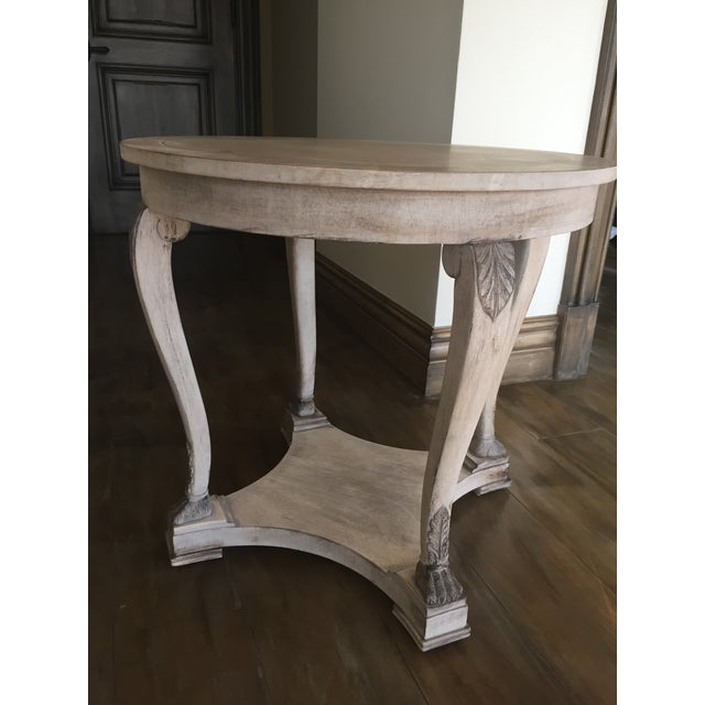 Kindel Oak Side Table - Image 2 of 8