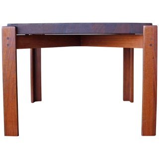 Danish Modern Teak Tray Table by Jens Quistgaard For Sale