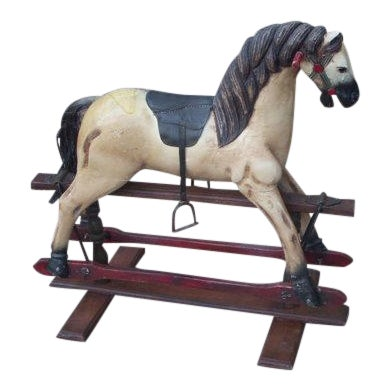Victorian Toy Horse - Image 1 of 8