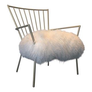 Modern Mitchell Gold + Bob Williams Lounge Chair For Sale
