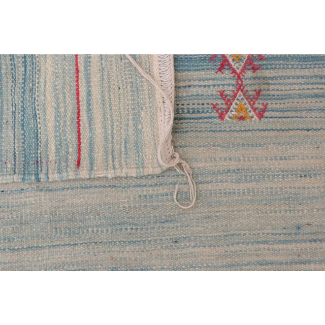 "Aknif Moroccan Runner Rug - 2'1"" x 16'1"" - Image 3 of 3"