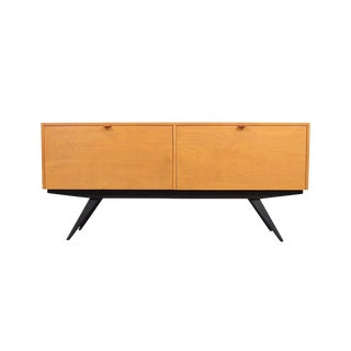 1940s Early Florence Knoll Cabinet For Sale