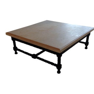 Spanish Marble Coffee Table
