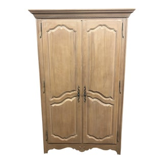 Ethan Allen French Country Style Armoire