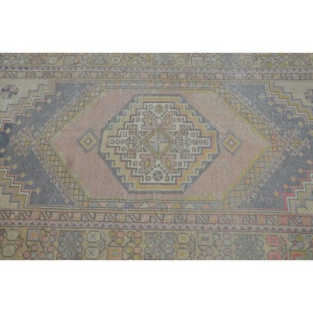 Turkish Anatolian Floor Carpet - 4′ × 7′ For Sale - Image 4 of 6