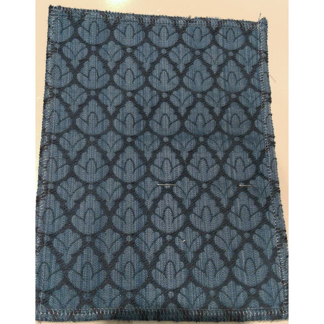 Traditional Scalamandre Fabric, Rondo, Colony Collection - 1 Yard For Sale - Image 3 of 3