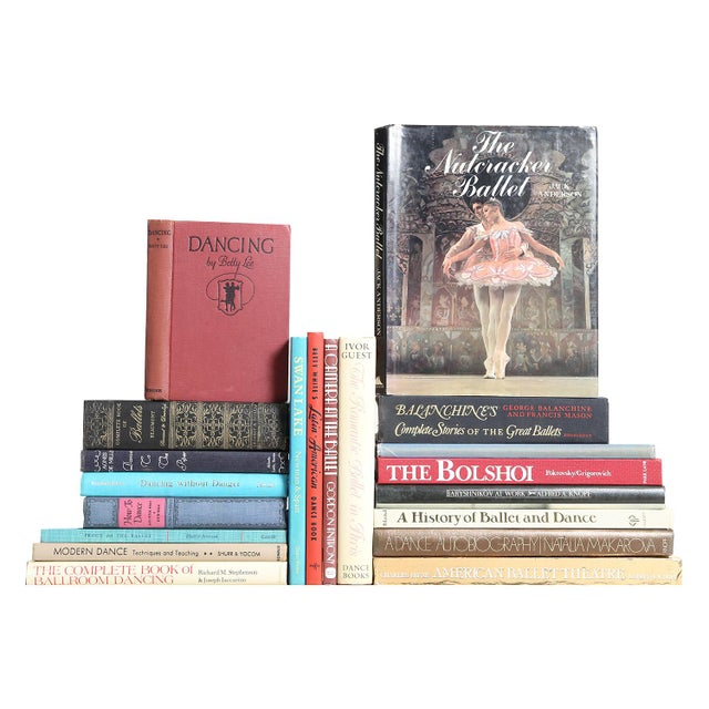Neoclassical Rhythmic Movement Collection - Set of Twenty Decorative Books For Sale - Image 3 of 3