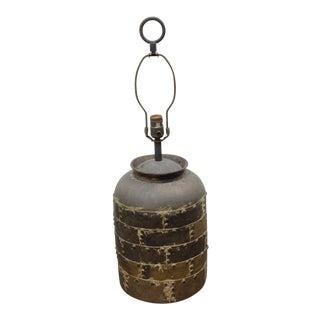 Vintage Chapman Brutalist Lamp