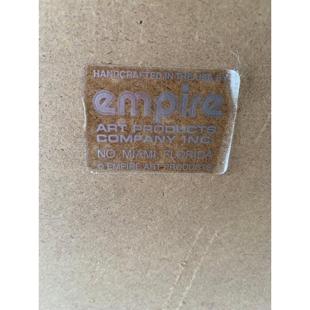 1980's Memphis Design Mirror & Shelf - 2 Pieces For Sale - Image 9 of 13